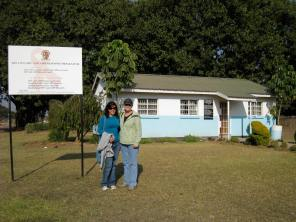 UNZA Clinic in Zambia